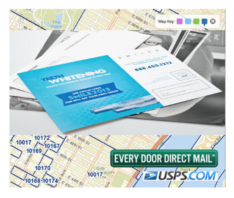 Direct Mail | EDDM How to page