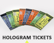 Hologram Tickets