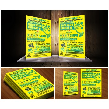 8.5x11 Full Page Flyers