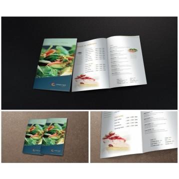 8.5x11 Bifold Brochures