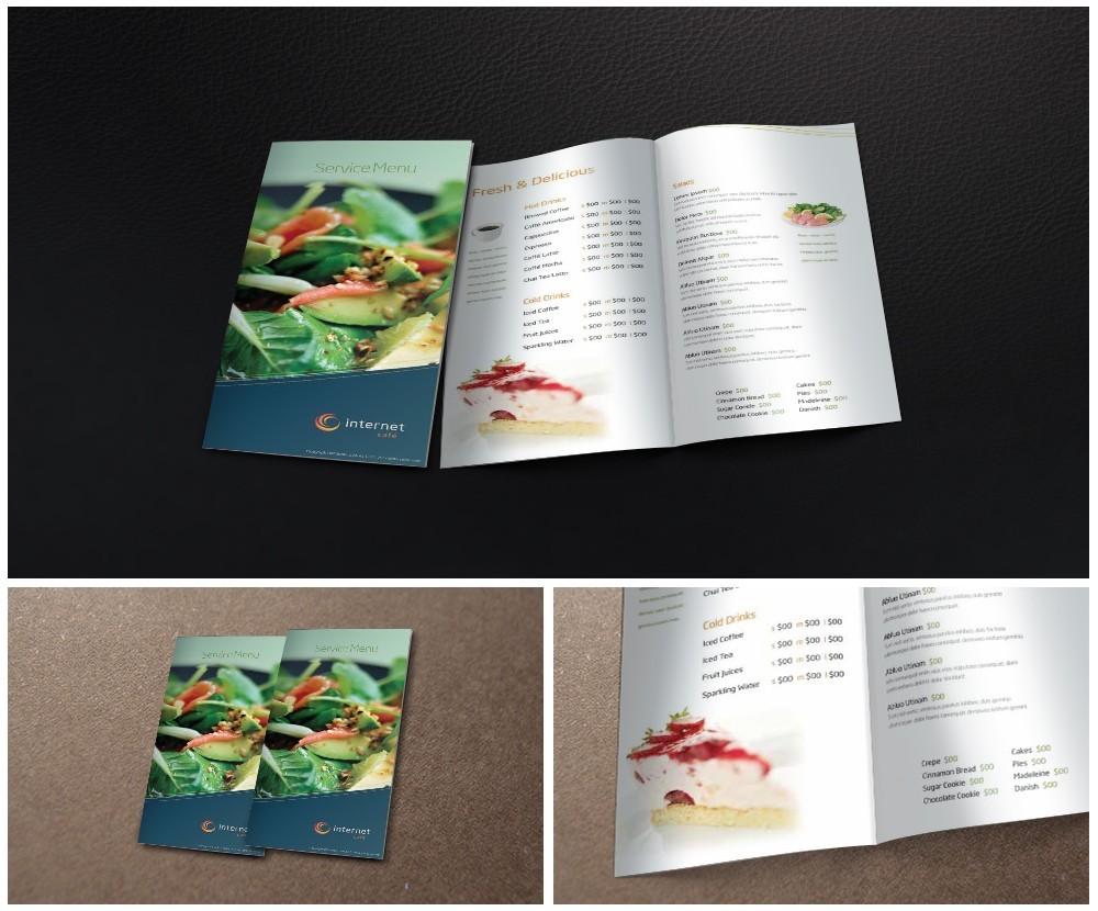 8 5x11 Bi Fold Brochure Printing