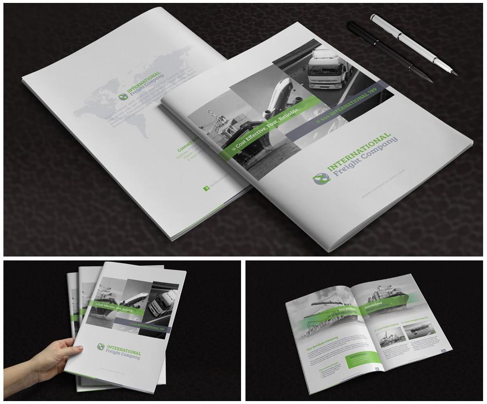 8.5x11 Booklet Printing