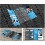 11x17 Quadfold Brochures
