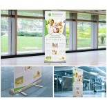 30x70 Retractable Banners