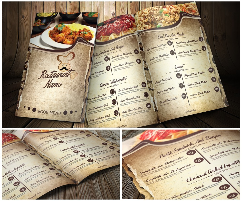 11x17 Bi Fold Brochure Printing