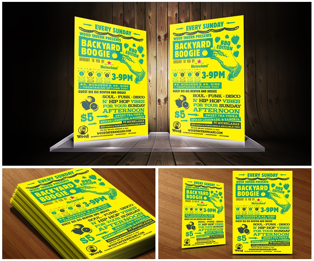 8 5x11 full page flyer printing