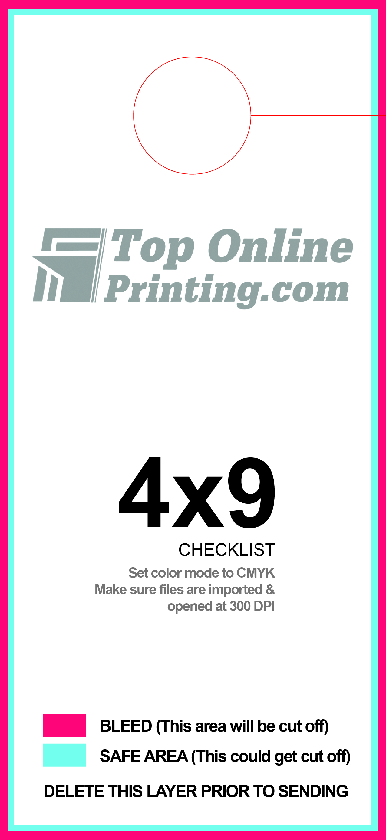 4x9 Door Hanger Template JPG
